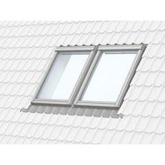 VELUX EBW 0021C Twin Flashing for Tiles (50mm gap)