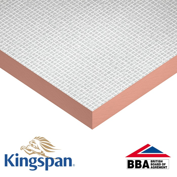 Kingspan Kooltherm K110 Soffit Board Insulation - 1200 x 2400mm