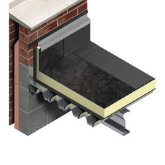 Kingspan Thermaroof TR24 Flat Roof Insulation Board - 140mm