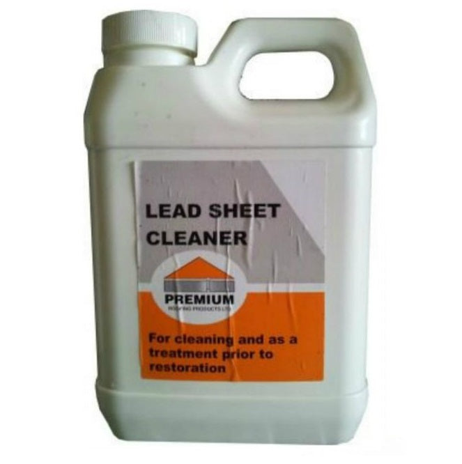 Premier Lead Sheet Cleaner - 1ltr