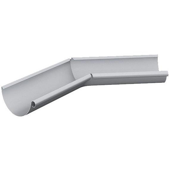 Lindab Majestic Galvanised Steel Internal 135° Gutter Angle