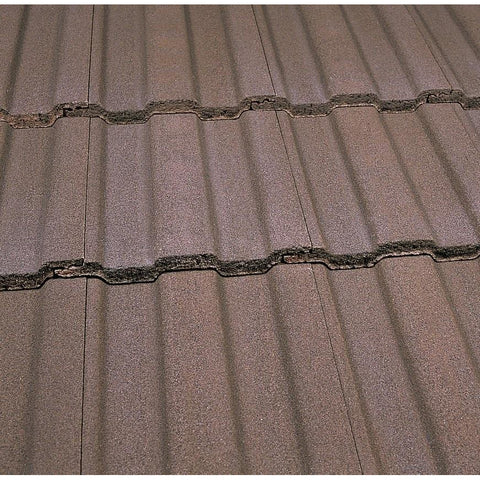 Marley Ludlow Major Roof Tile - Antique Brown