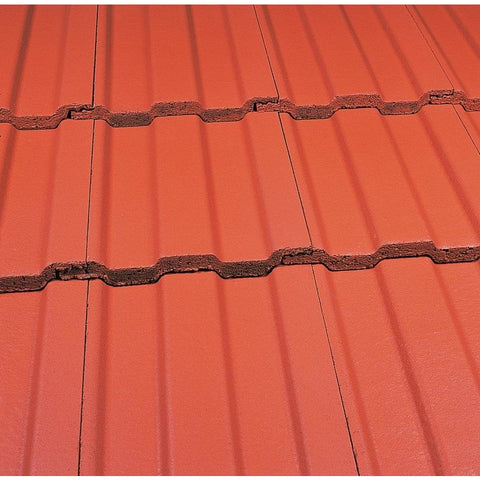 Marley Ludlow Major Roof Tile - Mosborough Red