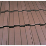 Marley Ludlow Major Roof Tile - Smooth Brown