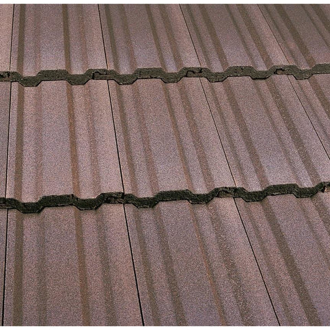 Marley Ludlow Plus Roof Tile - Antique Brown