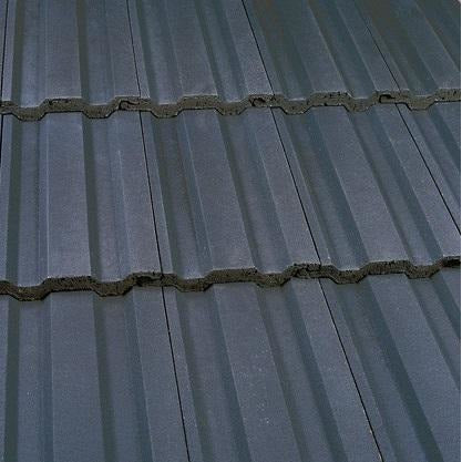 Marley Ludlow Plus Roof Tile - Smooth Grey