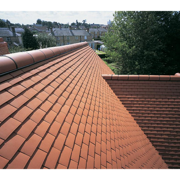 Sandtoft Humber Clay Plain Tile Flanders Roofing Outlet