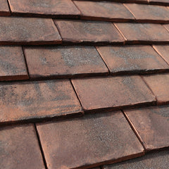 Marley Canterbury Handmade Clay Plain Roof Tile