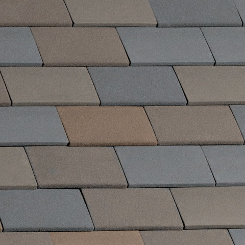 Marley Hawkins Clay Plain Tile - Staffordshire Mix
