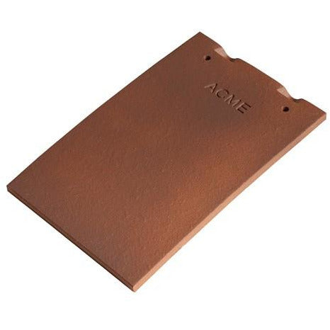 Marley Acme Single Camber Plain Roof Tile - Mixed Brindle ...