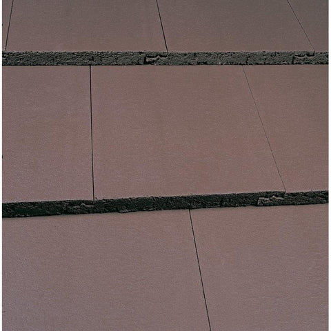 Marley Modern Roof Tile - Smooth Brown