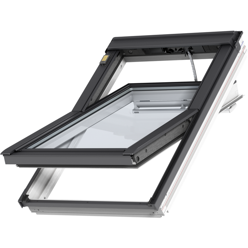 VELUX GGL CK06 206621U White Painted INTEGRA® Electric Window (55 x 118 cm)