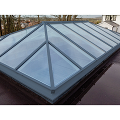 Atlas Traditional Aluminium Roof Lantern - Active Clear Glazing