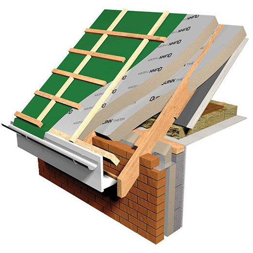 Quinn Therm Pir Insulation Board 50mm Roofing Outlet