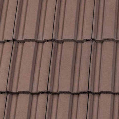 Redland 49 Roof Tile - Tudor Brown