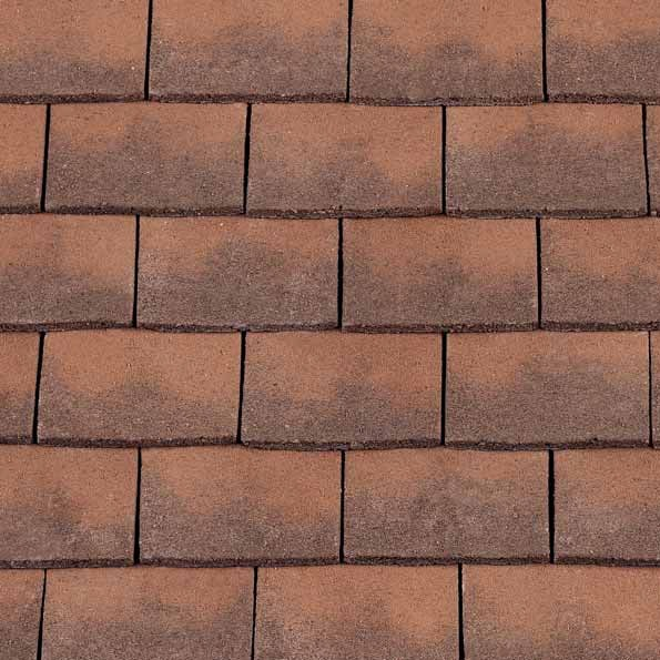 Redland Heathland Plain Roof Tile