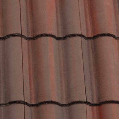 Redland Regent Roof Tile - Breckland Brown