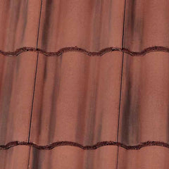 Redland Regent Roof Tile - Farmhouse Red