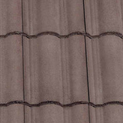 Redland Regent Roof Tile - Tudor Brown