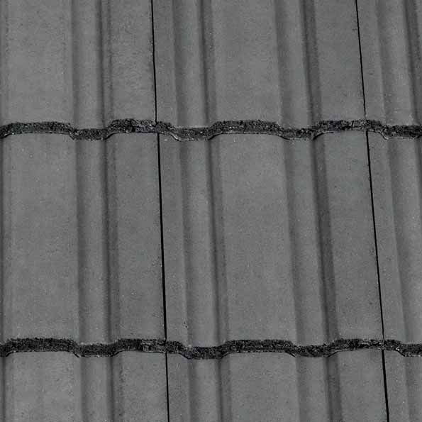 Redland Renown Roof Tiles - Slate Grey
