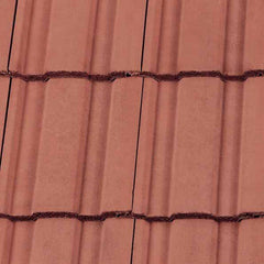 Redland Renown Roof Tiles - Terracotta