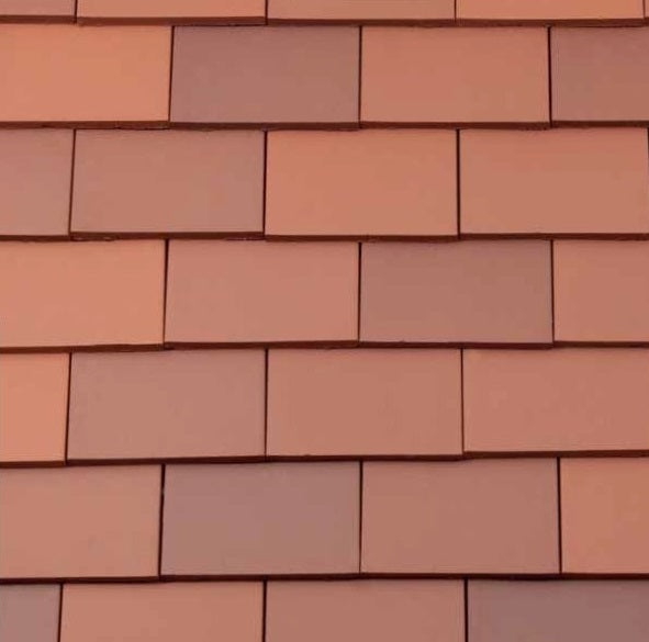 Redland Rosemary Clay Plain Roof Tile