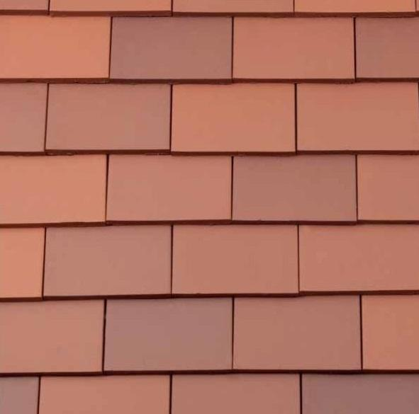 Redland Rosemary Clay Plain Roof Tiles Red Classic Roofing Outlet