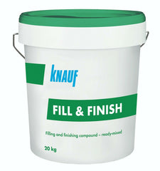 Knauf Fill & Finish (Ready Mixed Joining Compound) 20kg