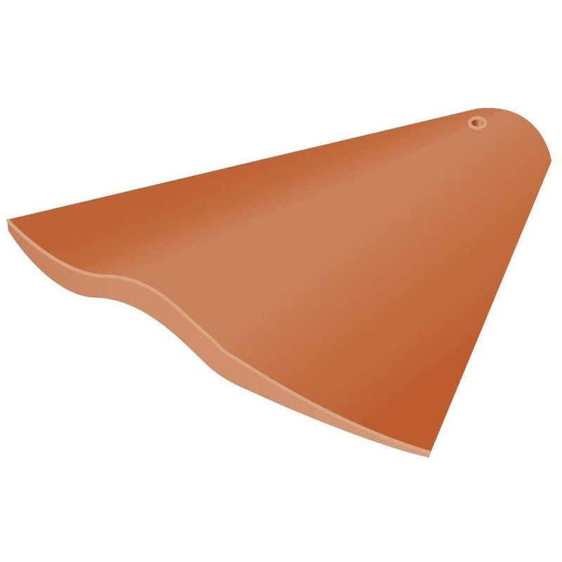 Sandtoft Clay Bonnet Hip Tile