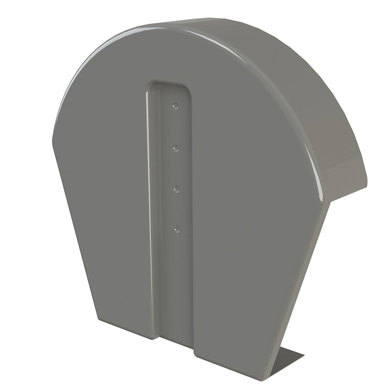 Sandtoft Half Round Ridge End Cap
