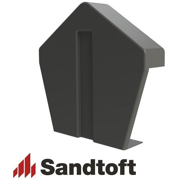Sandtoft Legged Angle Ridge End Cap