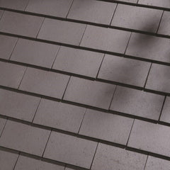 Dreadnought Clay Plain Roof Tiles - Staffordshire Blue (smoothfaced)