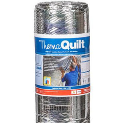 YBS ThermaQuilt Multi-Layer Foil Insulation Roll - 1.2m x 10m (12m2)