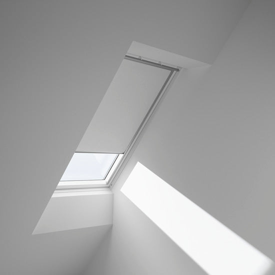 VELUX DKL CK02 1705 Blackout Blind - Light Grey