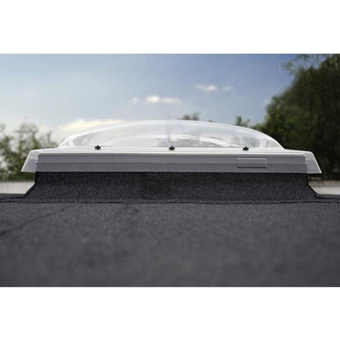 VELUX CFP 060060 S00H Fixed Obscure Flat Roof Window (60 x 60 cm)