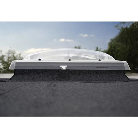 VELUX CFP 120120 S00H Fixed Obscure Flat Roof Window (120 x 120 cm)