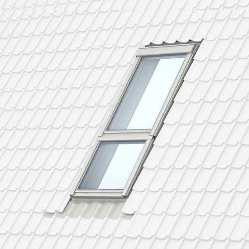 VELUX GIU White Polyurethane Sloped & Fixed Elements