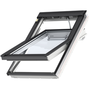 VELUX GGL CK04 207021U White Painted INTEGRA® Electric Window (55 x 98 cm)