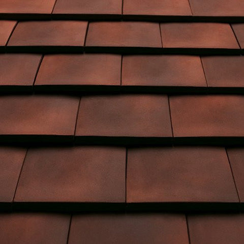 Sandtoft 20/20 Interlocking Clay Roof Tile - Flanders