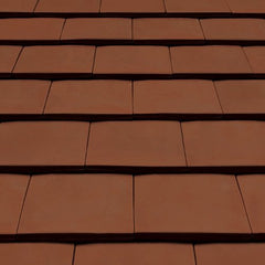 Sandtoft 20/20 Interlocking Clay Roof Tile - Natural Red