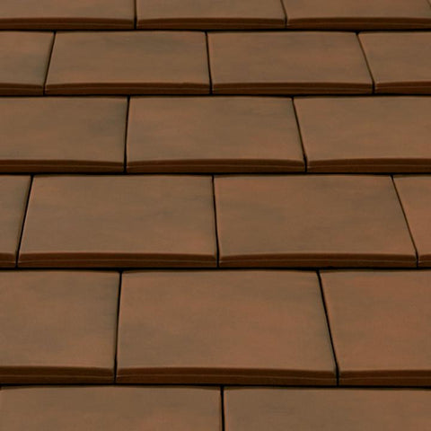 Sandtoft 20/20 Interlocking Clay Roof Tile - Tuscan