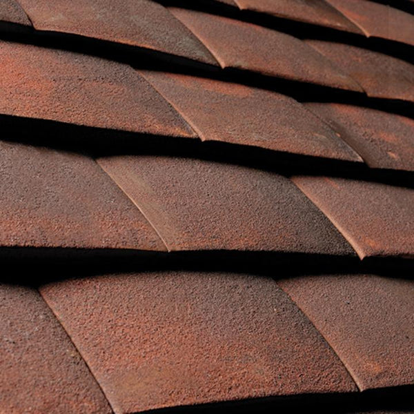 Sandtoft Alban Plain Tile Sussex Blend Roofing Outlet