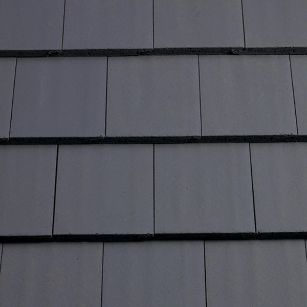 Sandtoft Calderdale Edge Roof Tiles Light Grey