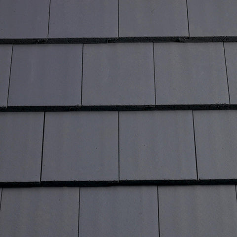 Sandtoft Calderdale Edge Roof Tiles Light Grey Roofing