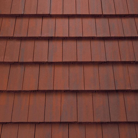 Sandtoft Dual Calderdale Edge Roof Tile - Rustic (smoothfaced)
