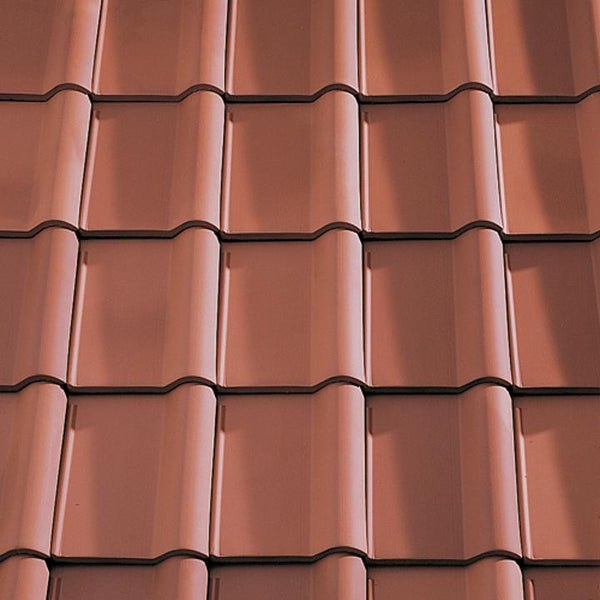 Sandtoft Gaelic Single Roman Clay Tile Roofing Outlet