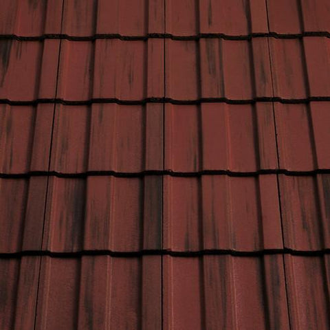 Sandtoft Lindum Roof Tiles - Rustic (smoothfaced ...