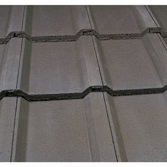 Marley Wessex Roof Tile - Smooth Grey