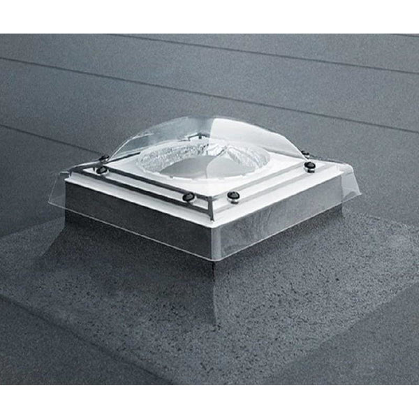 Velux Flat Roof Rigid Sun Tunnel Roofing Outlet