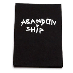 """Abandon Ship"" by Dave Schubert"